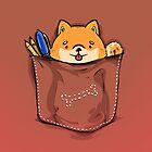 Shiba ist in der Tasche! von kokorogue