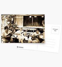 Pickin & Grinnin Postcards