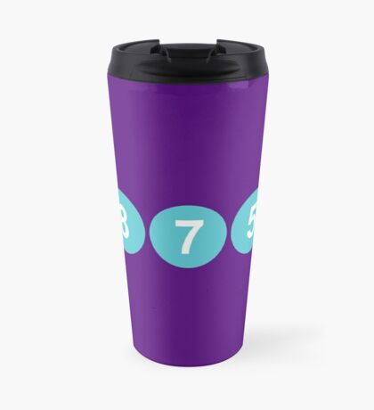78751 Austin Zip Code Travel Mug