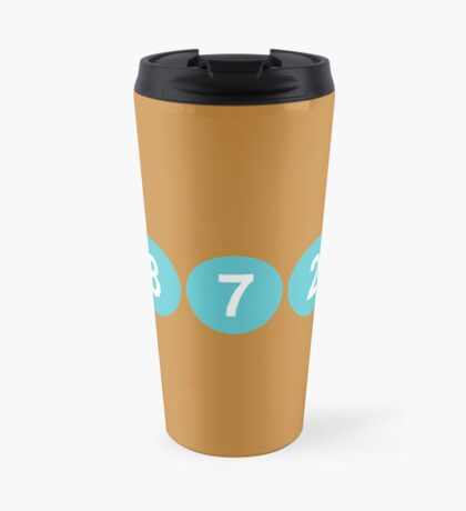 78721 Austin Zip Code Travel Mug