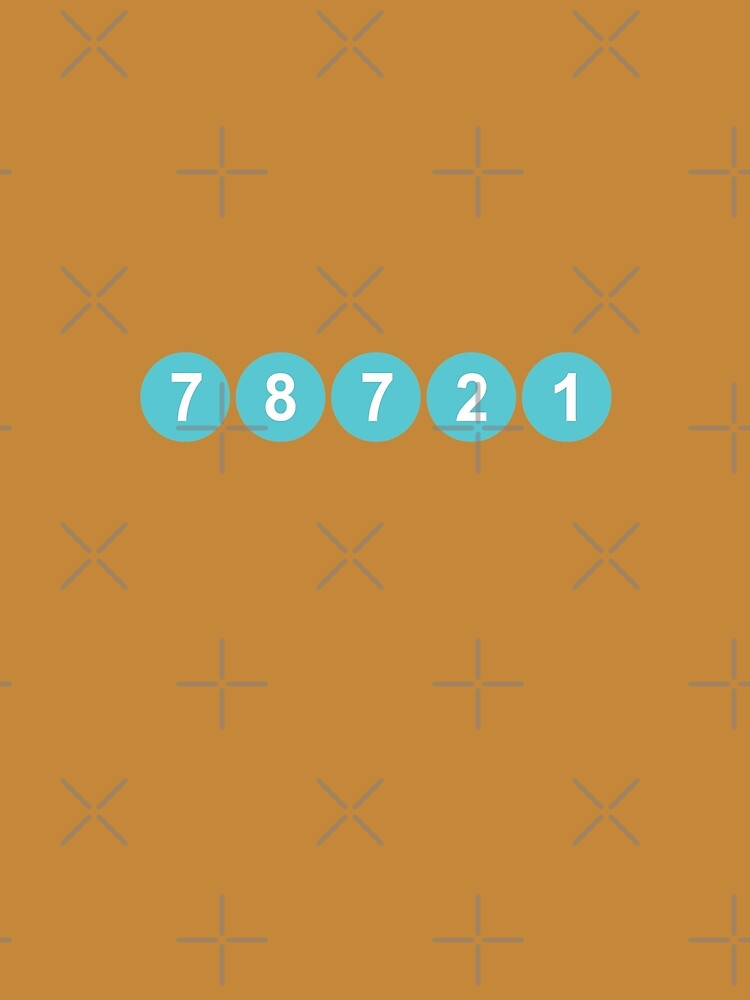 78721 Austin Zip Code by willpate