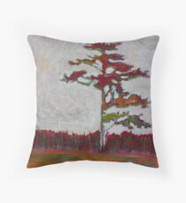 Rainforest series #1 Throw Pillow
