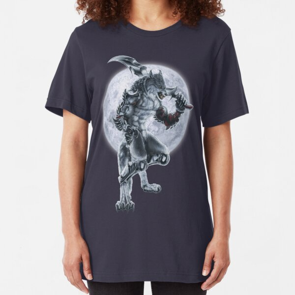 Lycan Knight Slim Fit T-Shirt