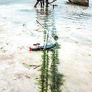 When the Ocean Recedes by Valerie Rosen