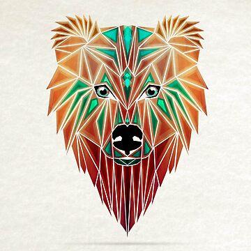 bear by Manoou