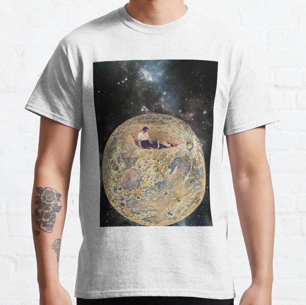 Deep In The Earth My Love Is Lying And I Must Weep Alone Classic T-Shirt