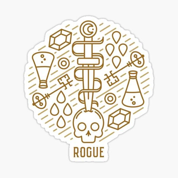 Rogue Sticker