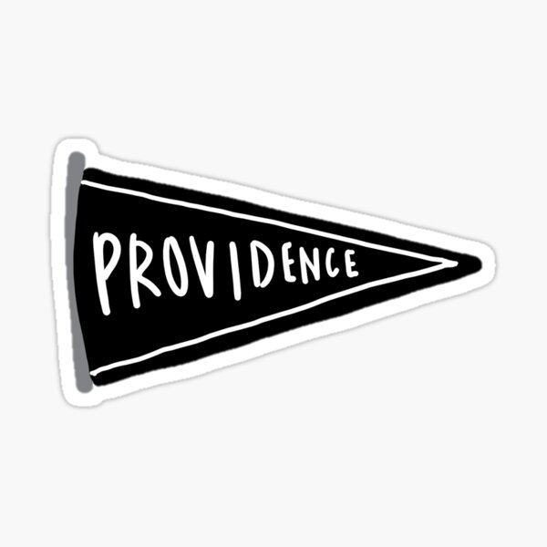 Providence College Pennant Sticker