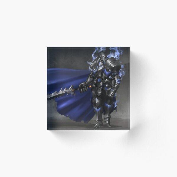 Dalinar Blackthorn Acrylic Block