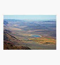 South Eastern Oregon Desert Photographic Print