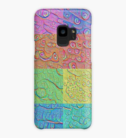Deep Dreaming of a Color World Case/Skin for Samsung Galaxy