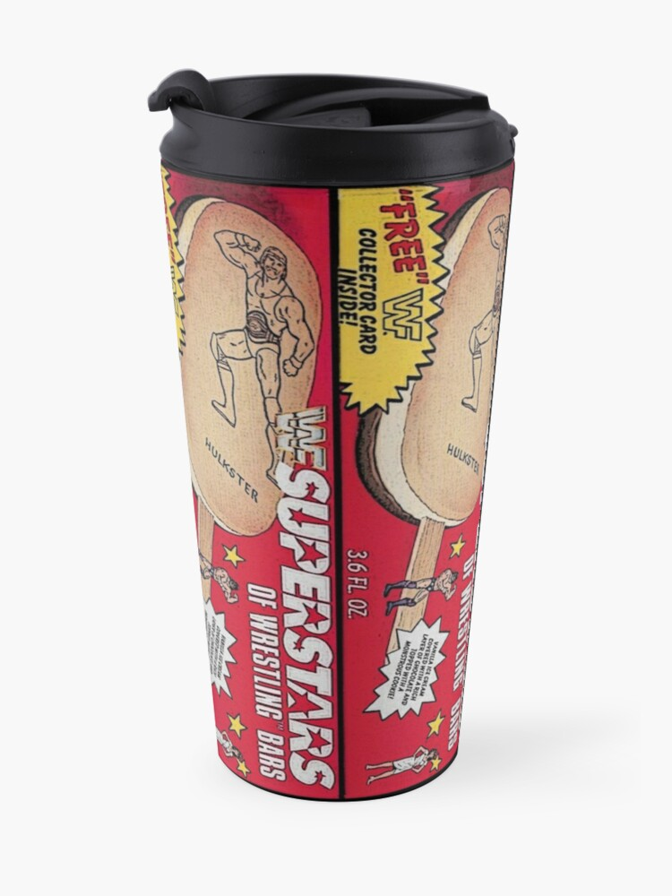 Alternate view of Wrestling Ice Creamania Travel Mug