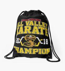 2018 All Valley Karate Meister Turnbeutel