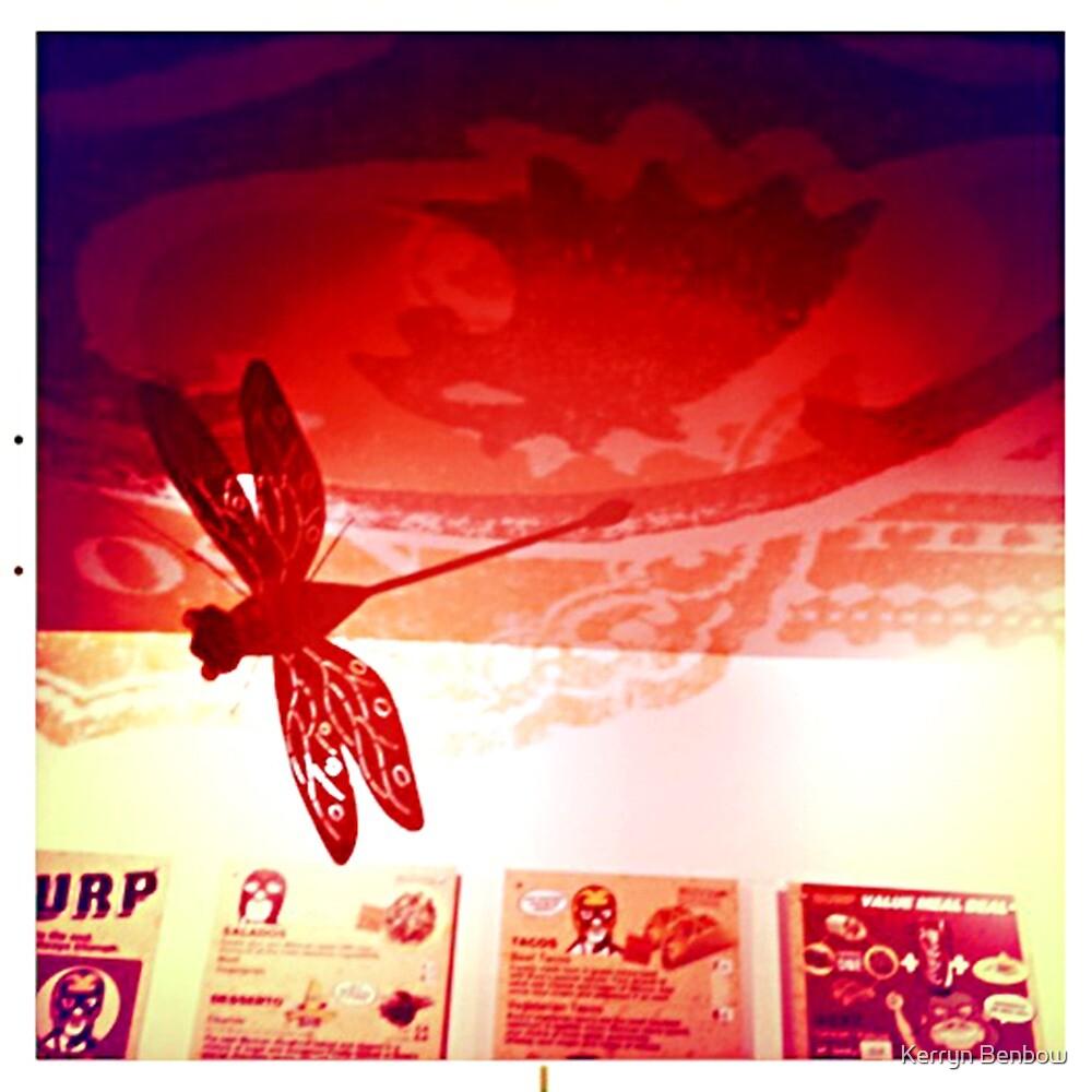 Dragonfly by Kerryn Benbow