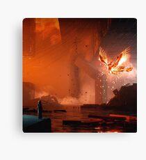 Good Things Fall Apart Jon Bellion & Illenium Merch Canvas Print