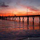 Glenelg Sunset by philip73
