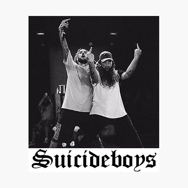 Suicideboys FTP Impression photo