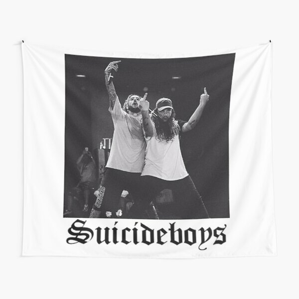 Suicideboys FTP Tapestry