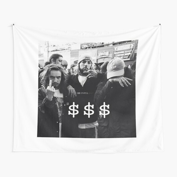 SUICIDEBOYS x POUYA  Tapestry