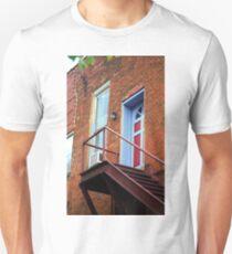 Jonesborough, Tenessee - Upstairs Neighbors Unisex T-Shirt