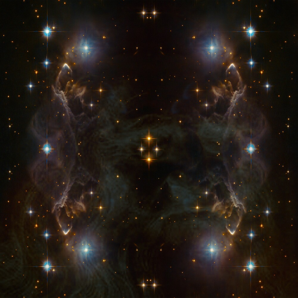 The Genius Nebular by Hugh Fathers