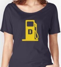 Diesel Women's Relaxed Fit T-Shirt
