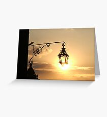 San Miguel Gold Greeting Card