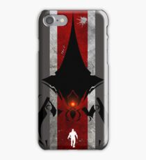 The commander t-shirt & Poster iPhone Case/Skin