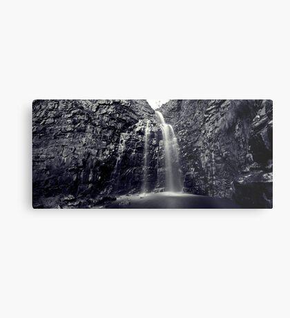 Morialta Falls Metal Print