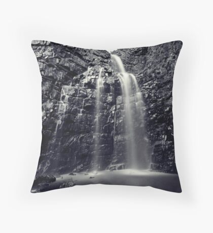 Morialta Falls Throw Pillow