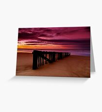 """Dawn Rhapsody"" Greeting Card"