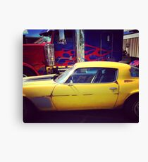 Calling all Autobots! Canvas Print