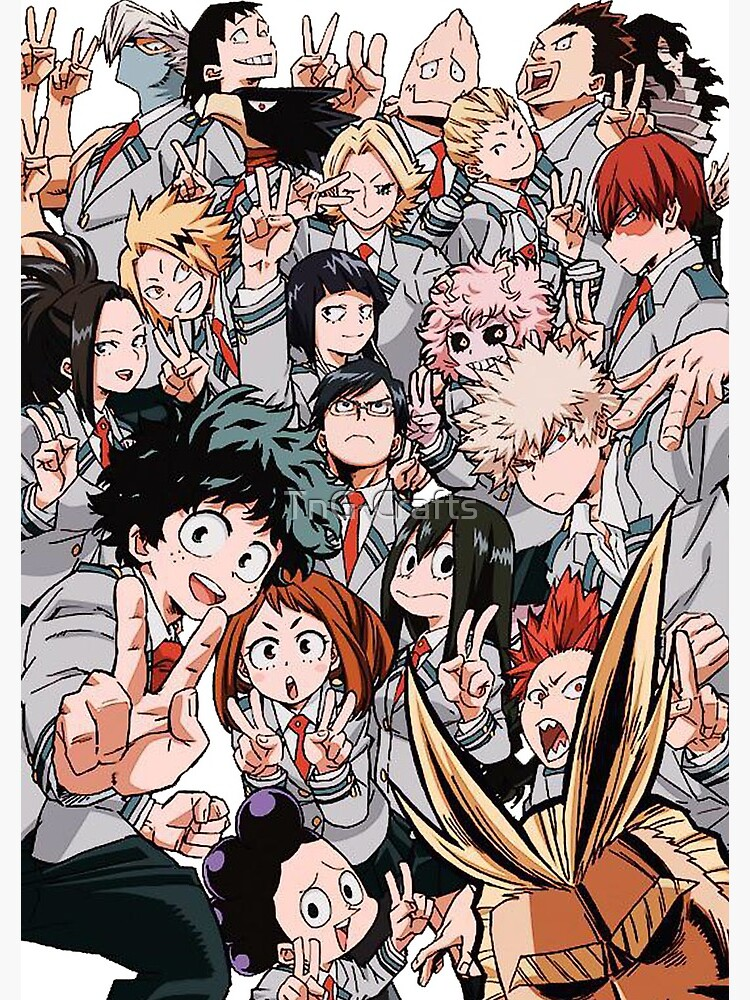 Class 1-A by TnG-Crafts