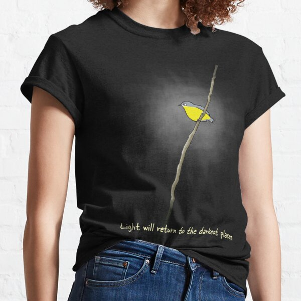 Light will return - Raising funds for the Environmental Defenders Office of Australia Classic T-Shirt
