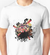world on my tee t-shirt Unisex T-Shirt