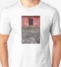 Old window in Colonia del Sacramento, Uruguay T-Shirt