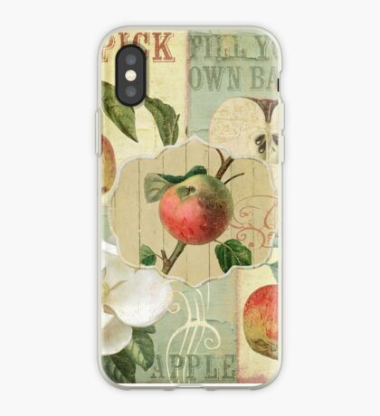 Apple Blossoms III iPhone Case