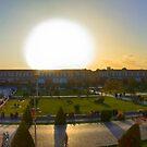 Imam Square HDR Panorama - Esfahan - Iran by Bryan Freeman