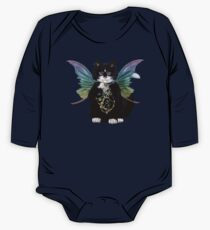 Pem the Fairy Cat One Piece - Long Sleeve