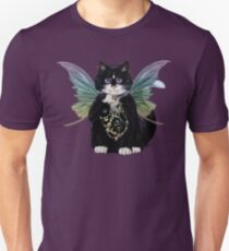 Pem the Fairy Cat Unisex T-Shirt