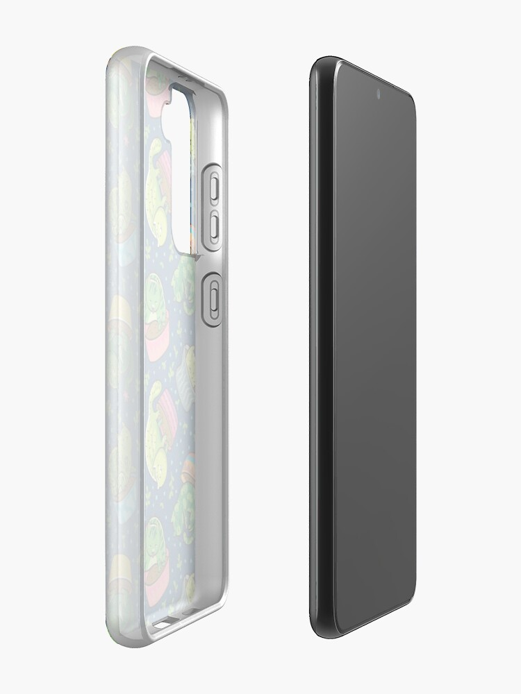 Alternate view of Catcus Case & Skin for Samsung Galaxy