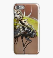 The Moment of Capture iPhone Case/Skin