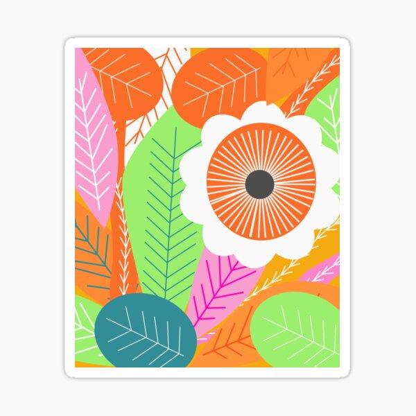 Summer at tropics Sticker