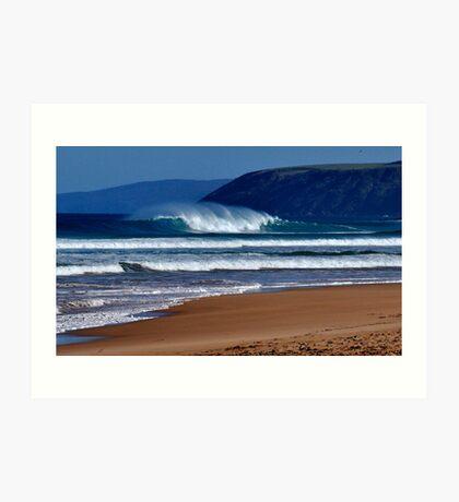 Surf's Up..... Art Print
