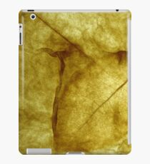 Dry Leaf iPad Case/Skin