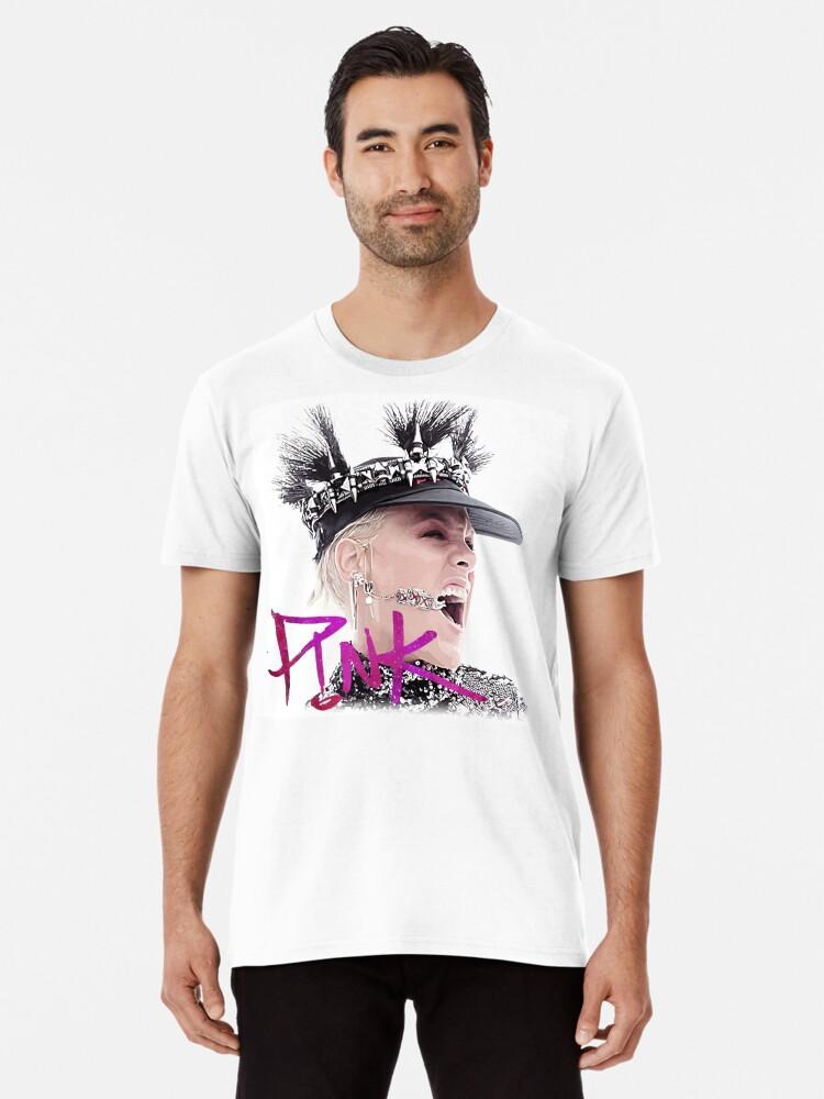 Pink Beautiful Trauma north american tour concert 2019 tee shirt S-3XL