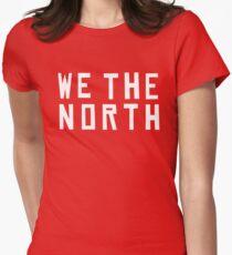 Wir im Norden Tailliertes T-Shirt