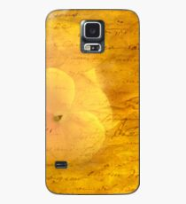 Romantic Vintage Love Letter Flower Art Photography Case/Skin for Samsung Galaxy