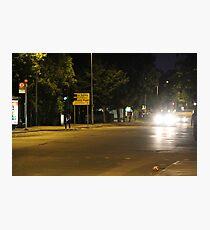 Downtown suburb Photographic Print