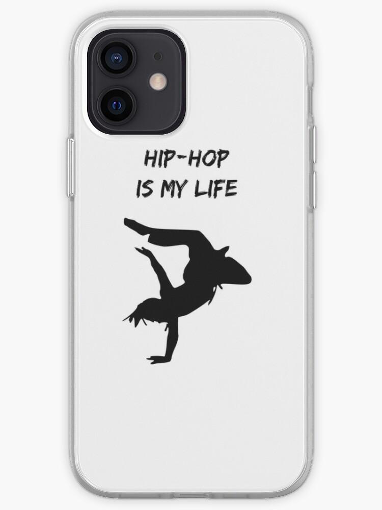 HIP HOP   Coque iPhone
